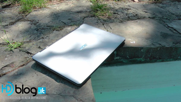 Ultrabook Acer: cover