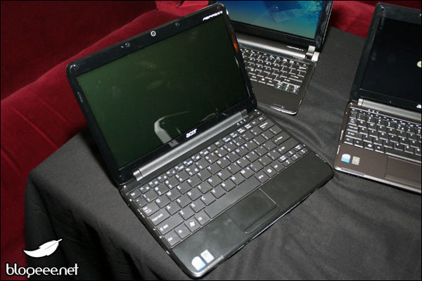 Acer Aspire One 751 live in Francia