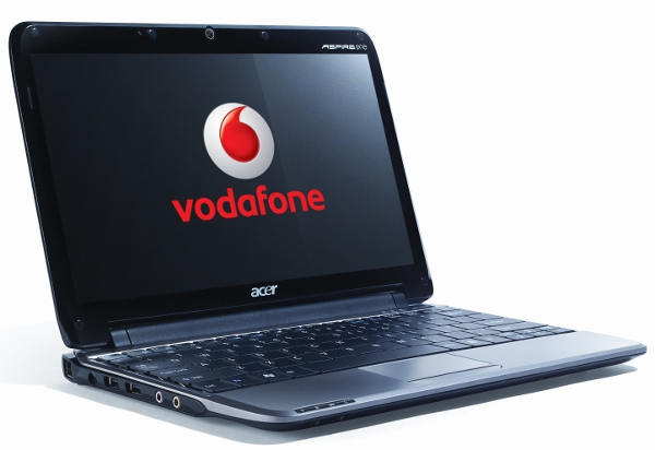 Acer Aspire One 751H con Vodafone