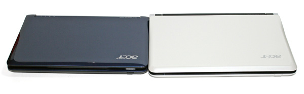 Acer Aspire One affiancati