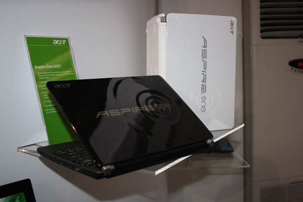 Acer Aspire One D257 retro