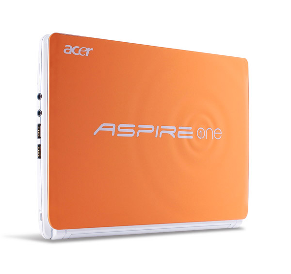 Acer Aspire One Happy 2 arancione