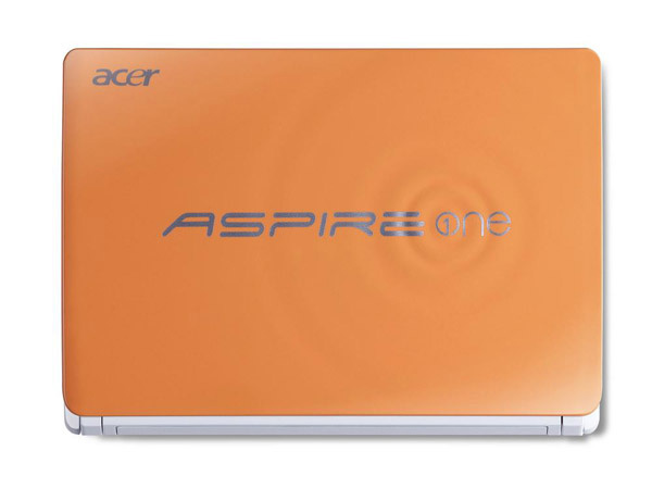 Acer Aspire One Happy arancione