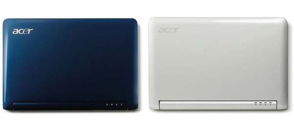 Comparativa Acer Aspire One