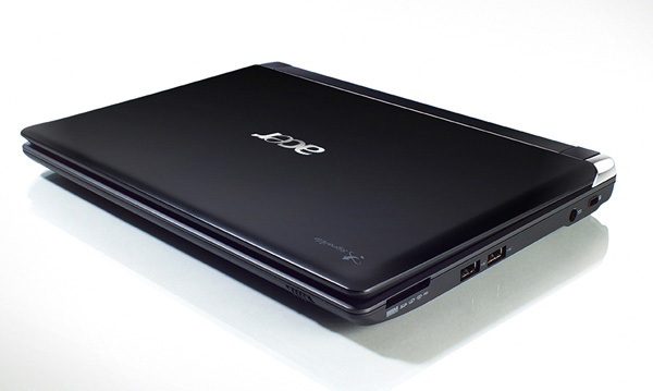 Acer Aspire One Pro531 cover nera
