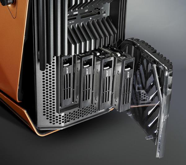 Acer Aspire Predator pannello
