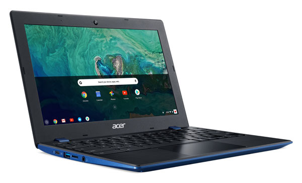 Acer Chromebook 11 (CB311-8HT/CB311-8H) con Apollo Lake da aprile a 319€