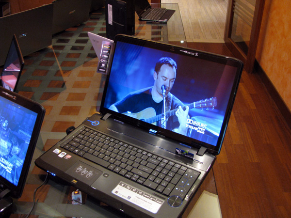 Acer Aspire nuovo look