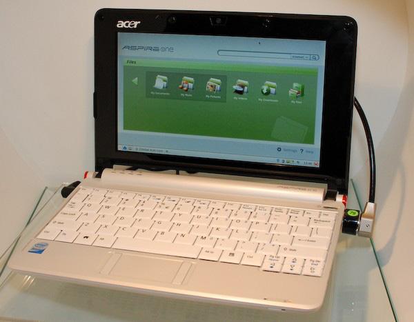 Acer Aspire Bianco