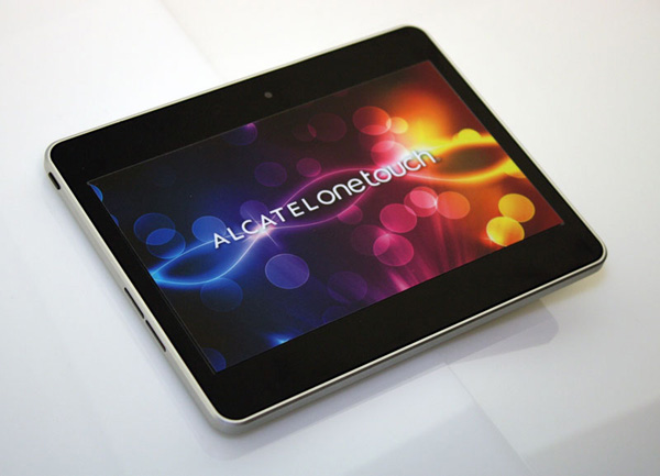 Tablet Alcatel One Touch T20 da 7 pollici