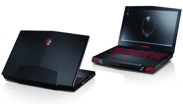 Gamestation Alienware Allpowerful M17x