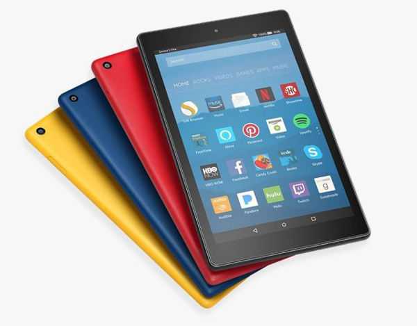 Amazon Fire 8 HD tablet