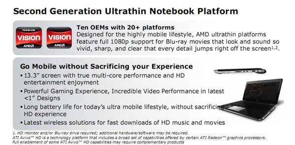 Notebook AMD Congo