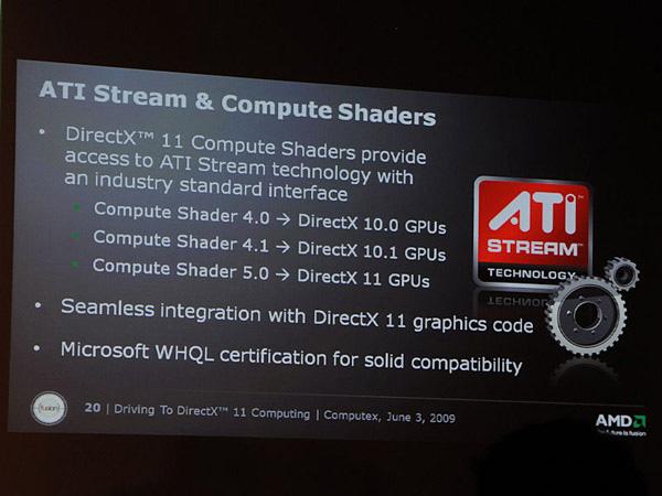 Tecnologia ATI Stream