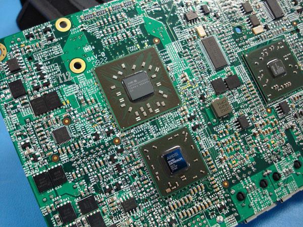 Piattaforma e processore AMD K8 BGA
