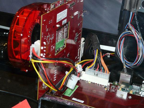 ATI Mobility Radeon HD 4000