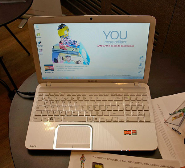 Toshiba Satellite L855D
