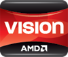 AMD Vision per notebook ultrathin