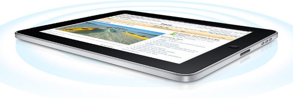 apple ipad 3g Apple iPad 3G con Wi Fi integrato lanciato, ma che prezzo: da 629 a 829 dollari!