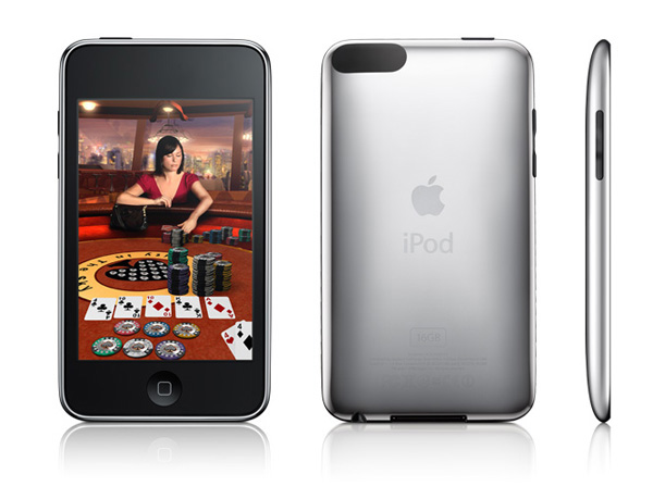 Apple iPod Touch prospettive