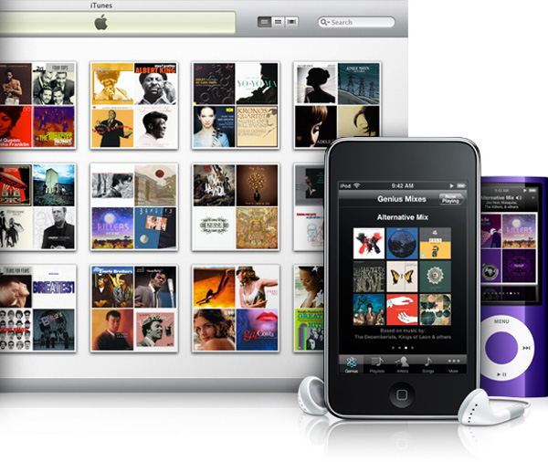 Apple iTunes 9.0