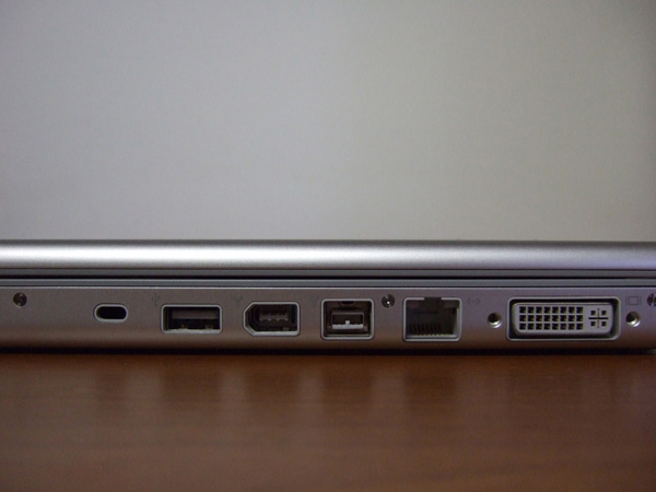 Apple MacBook Pro destro