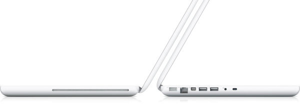 Apple MacBook bianco unibody