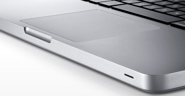 Apple MacBook trackpad