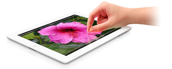 Apple nuovo iPad
