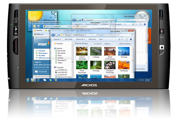 Archos 9 Tablet PC