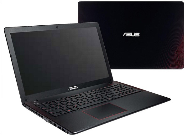 asus x580 gaming notebook ultra budget con kaby lake e. Black Bedroom Furniture Sets. Home Design Ideas