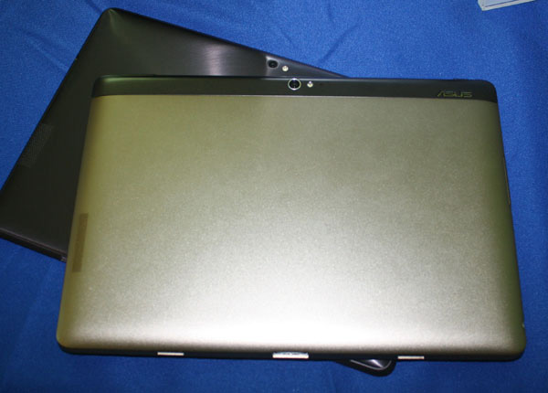 Asus Eee Pad Transformer 700 (TF202T) retro