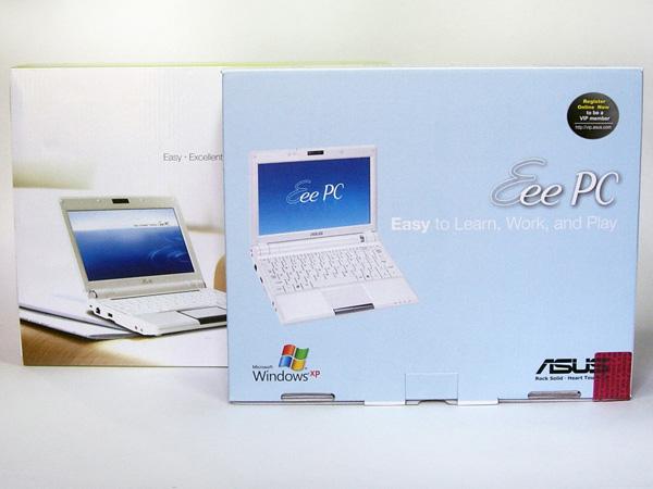 Scatole di Eee PC