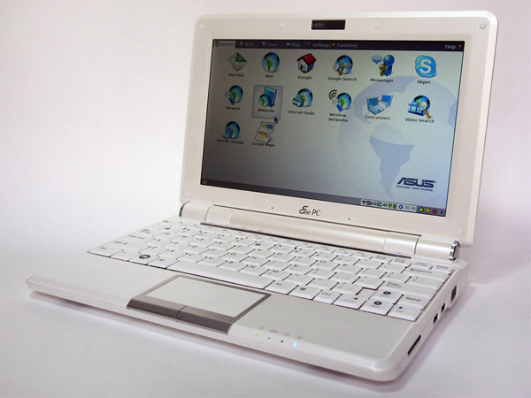 Asus Eee PC 1000 Linux Xandros