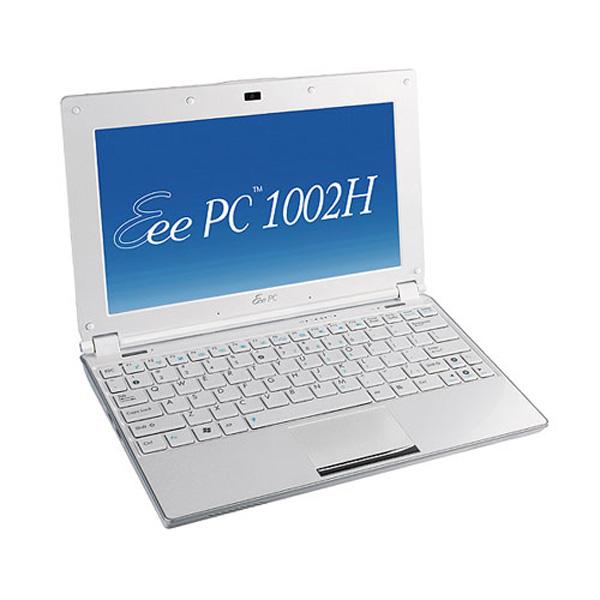 Asus Eee PC 1002H profilo sinistro