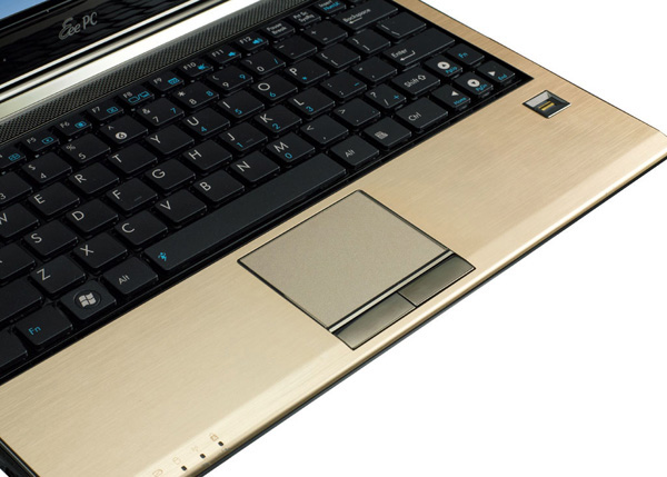 Asus EeePC 1004DN touchpad