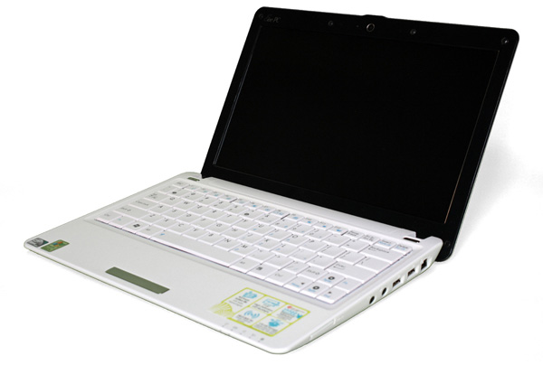 Asus Eee PC 1101HA design