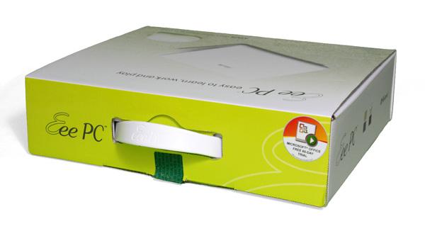 Anche la scatola del 1101ha è più sottile