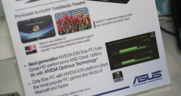 Nvidia Ion 2 e ArcSoft Total Theatre