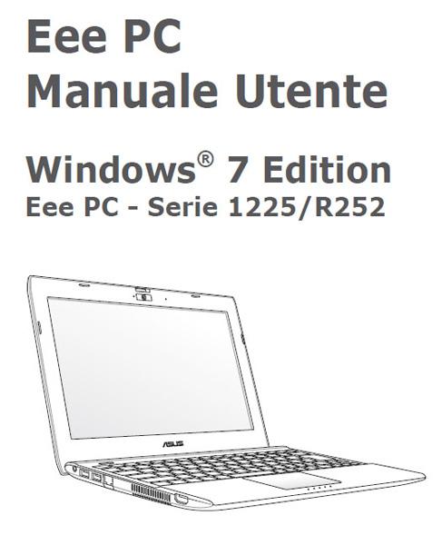 Ноутбук Asus Eee Pc Руководство Пользователя