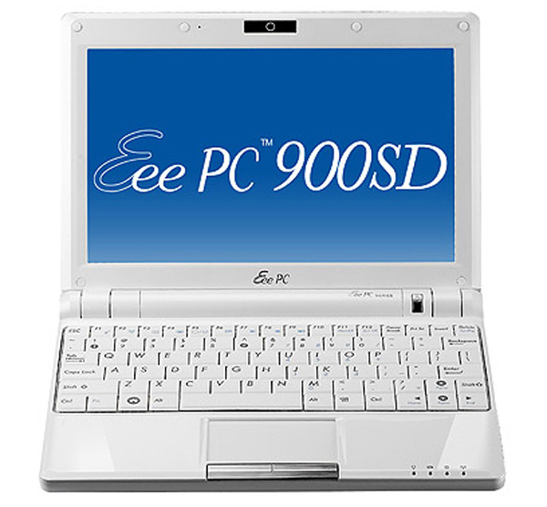 Eee PC 900SD di Asus