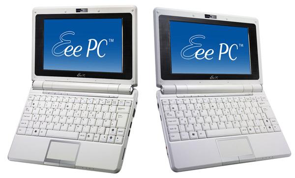 Asu Eee PC 904 bianco