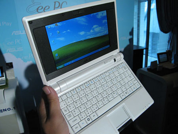 Eee PC con Windows XP