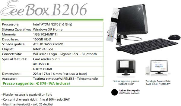 Asus Eee Box B206