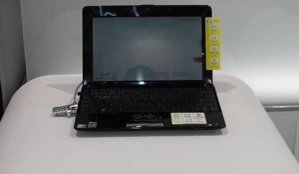 Asus Eee PC 1005H Go