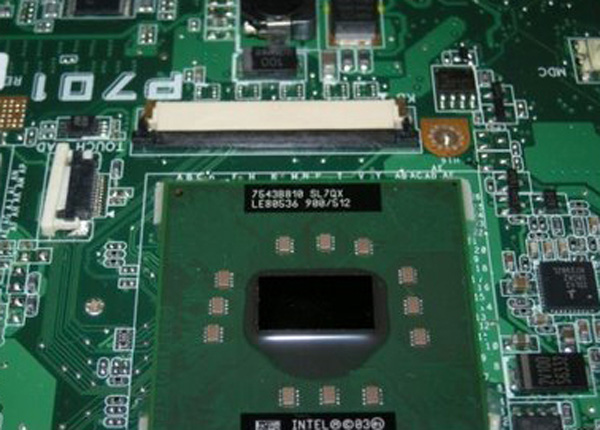 Asus EeePC, processore