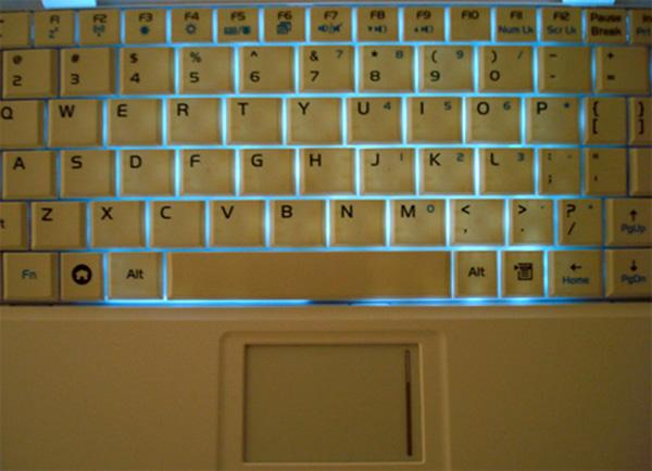 Eee PC tastiera retroilluminata