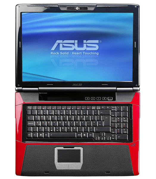 Asus G71 fronte