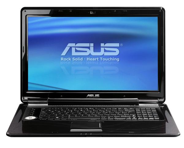 Asus N90SV fronte