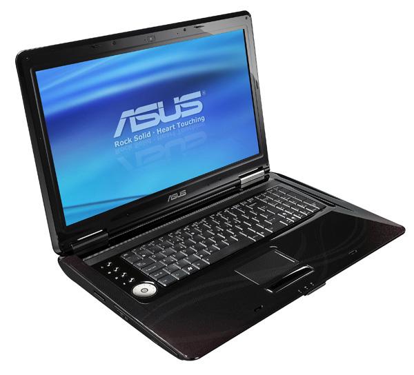 Asus N90SV aperto